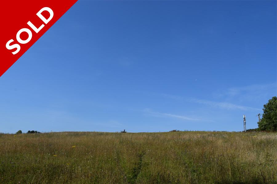 Land at Barn Park, Tor Hill, Saltash sold at Kivells property auction