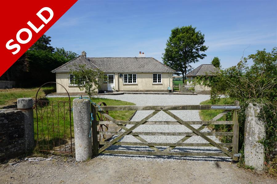 Summercourt, Launceston sold at Kivells property auction