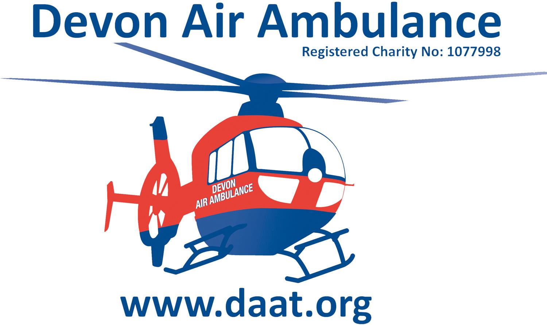 Devon Air Ambulance Logo