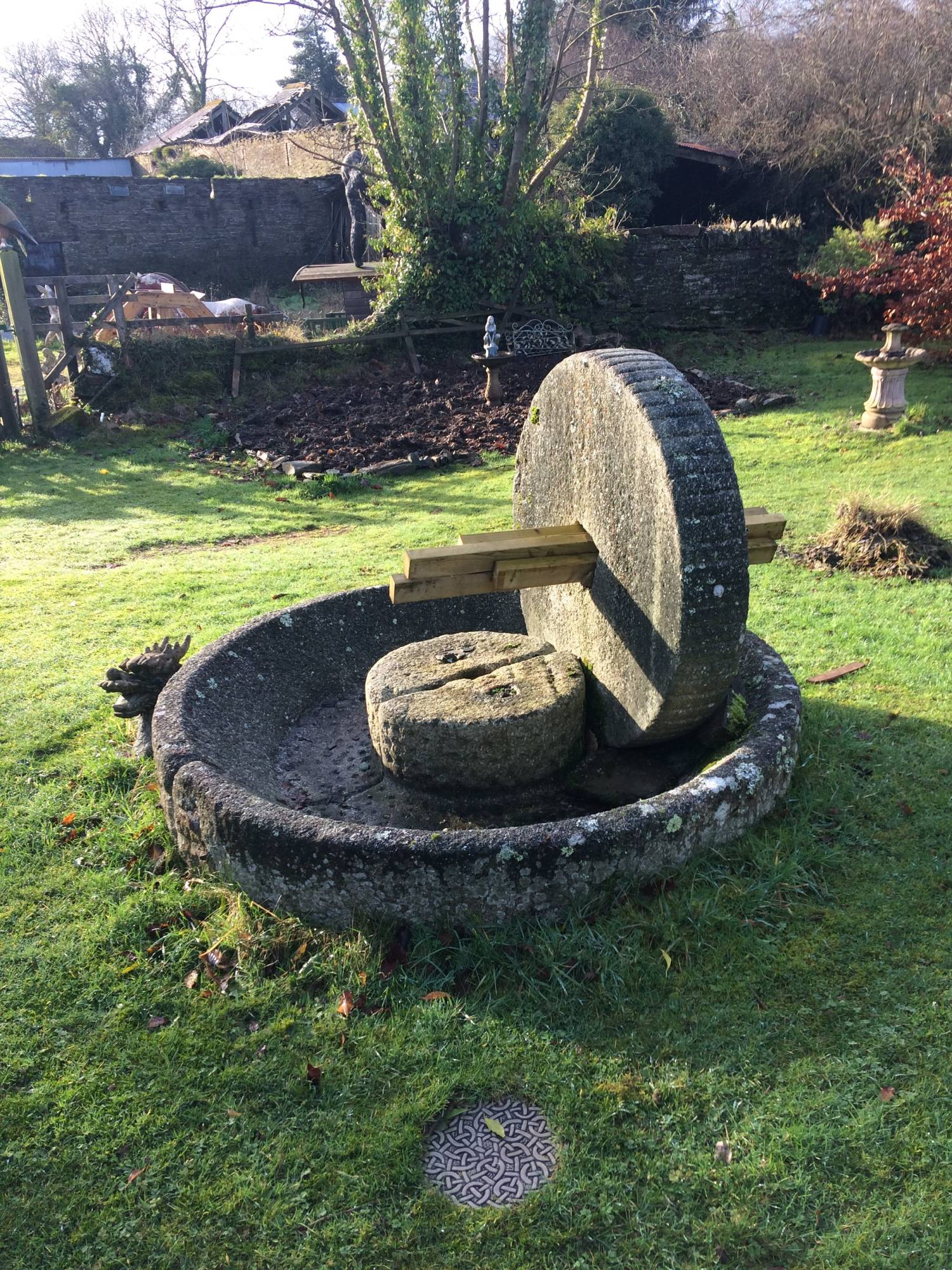 Granite Cider Press 1
