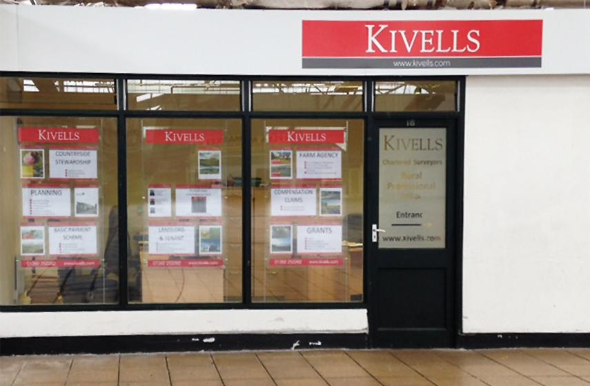 Kivells Exeter Office