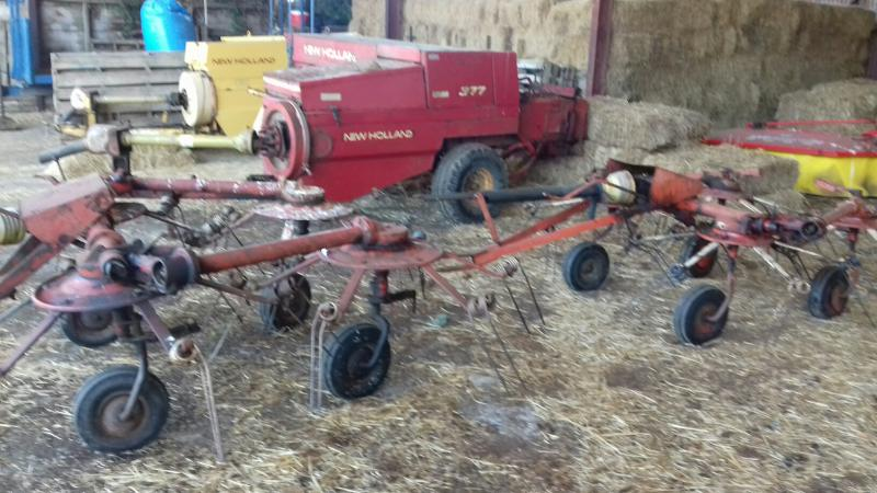 Retirement & Unreserved Sale of Tractors, Machinery, Fodder