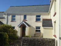 Exterior shot of 1 Bullator Cottages