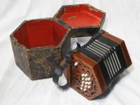 Concertina sold at £300