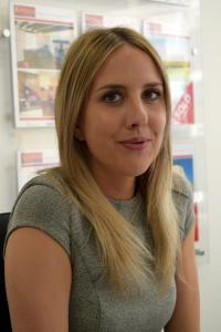 Head shot of Kivells Callington Senior Sales Negotiator Gina Toms