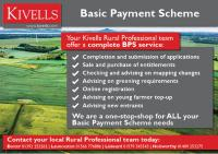 Basic Payment Scheme Advert
