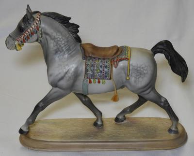 Beswick arab grey stallion £310