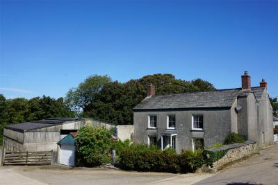 Helland Barton Farmhouse