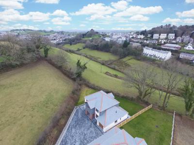 Aerial image of Chapel Park Launceston