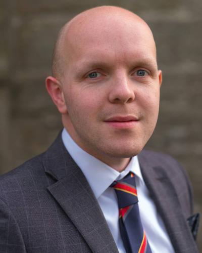 Kivells Area Manager Sam Turner