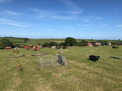 Pollardscombe Farm, Slapton - Machinery