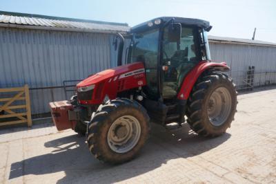 Pollardscombe Farm, Slapton - Tractor