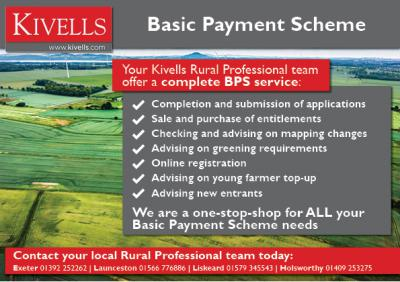 Basic Payment Scheme Advert