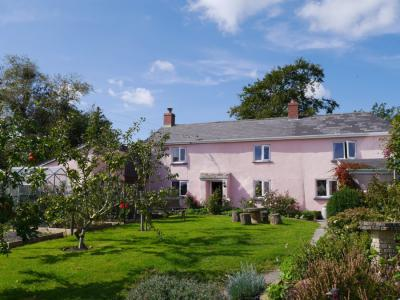 Ruxhill Cottage Shebbear Equine Property For Sale