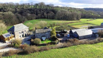 Trelaske Mill Lewannick Equine Property For Sale