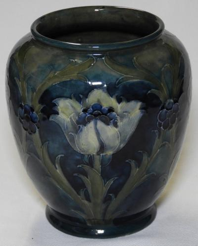 William Moorcroft vase £400